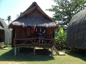 Porch life at Lanta Marina