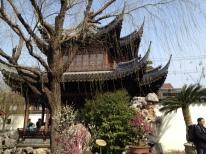Yu'yuan Gardens, Shanghai