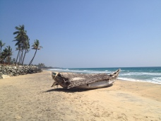 Kappil Beach, Kerala, India