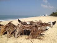 Marari Beach, Kerala, India